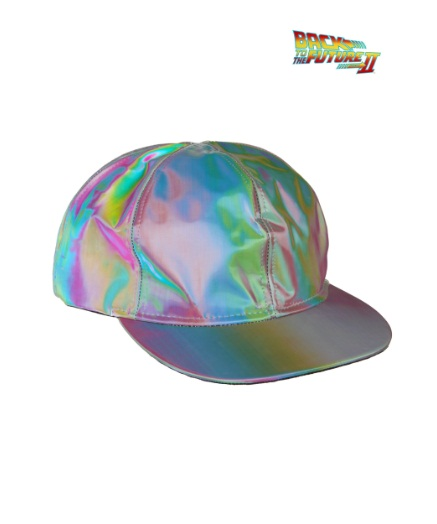 2015 Back to the Future Marty McFly Hat