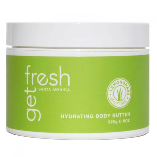 Get Fresh Lemongrass Hydrating Body Butter