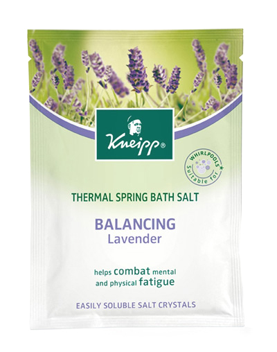Kneipp Thermal Spring Bath Salts Packette (1 Application) Eucalyptus