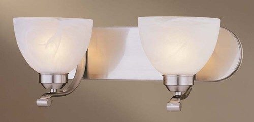 Minka-Lavery Paradox 2-Light Wall Sconce