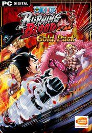 One Piece Burning Blood Gold Pack