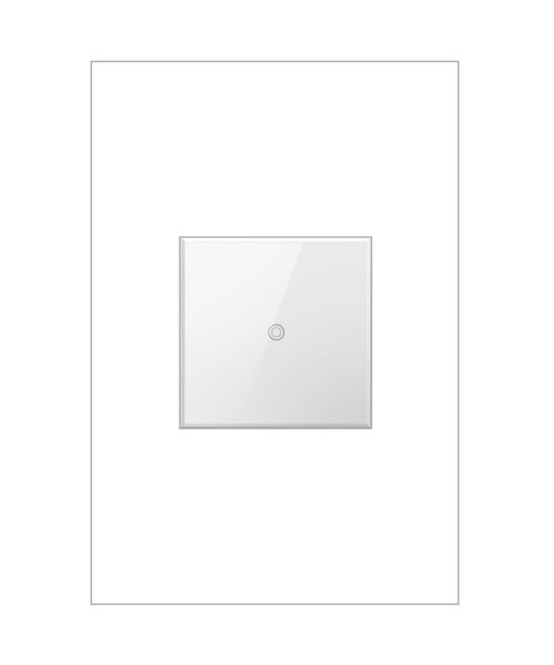 "Touch 4"" Dimmer in White"