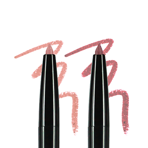 Mirenesse Auto Lip Liner Long Wear Duet 9. Crazy Coco