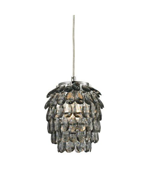 Sterling Industries Kinloss 7 Inch Wide 1 Light Mini Pendant Sterling Industries - 144-021 - Modern Contemporary Pendant Light