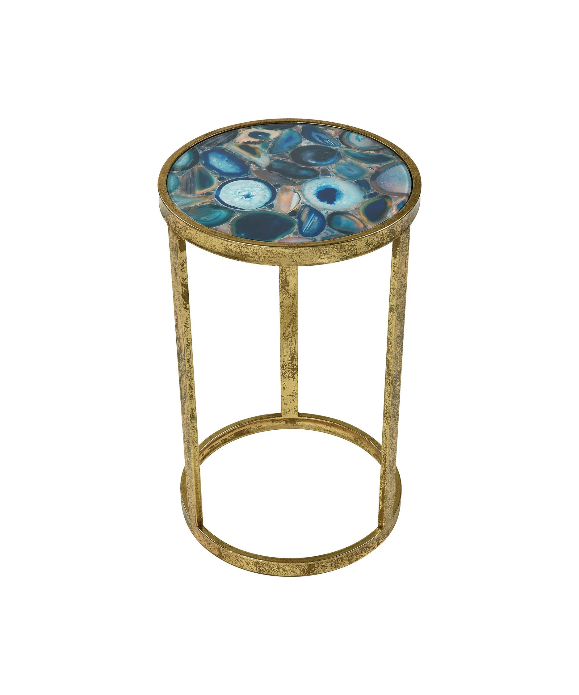 Sterling Industries Krete Accent Table Sterling Industries - 3138-291 - Modern Contemporary Tables